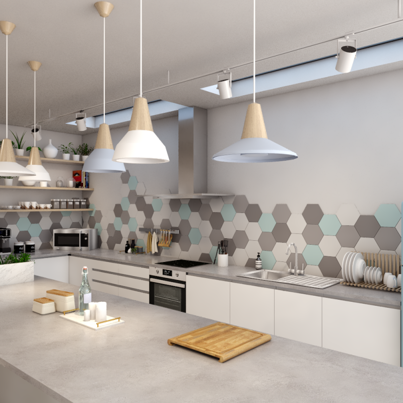 hexa kitchen